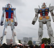 fake gundam comparison